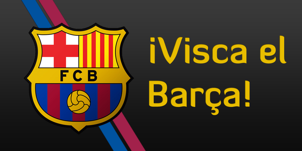 barcelona logo 3d wallpaper