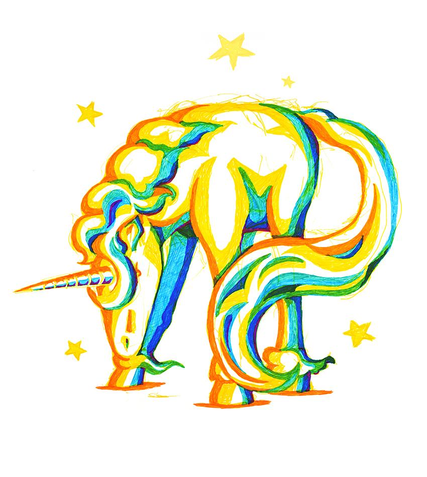 Preview  Unicorns And Rainbows Tumblr