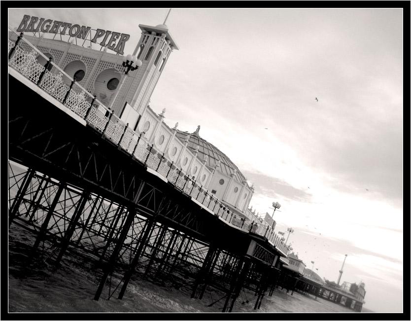 Brighton Pier by Alta13