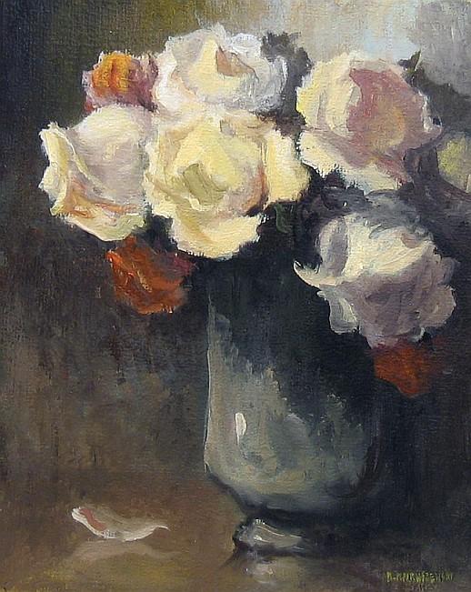 Still life 5 - Roses by olejny