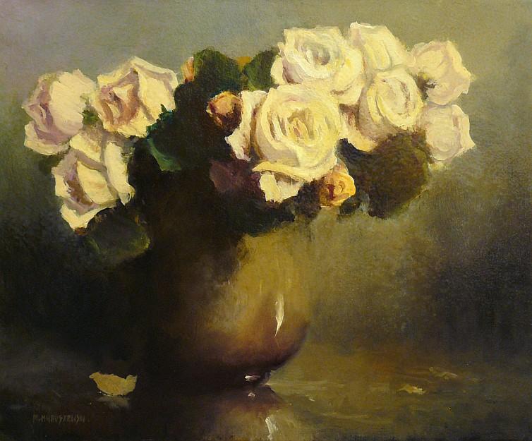 Still life 7 - Roses by olejny
