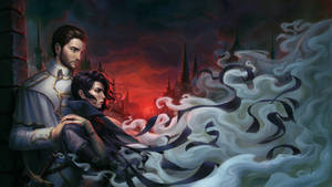 Mistborn - Elend and Vin