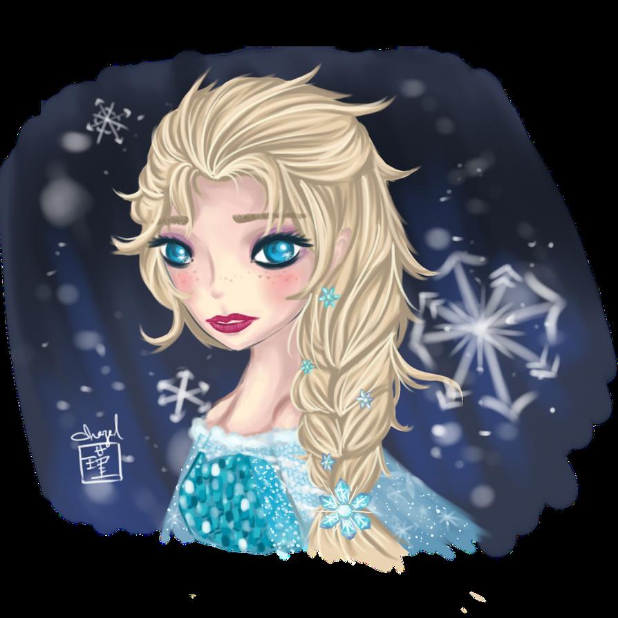 Elsa by hazelt1995