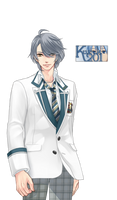 Iori Asahina Render by Kuroko201