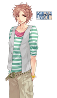 Futo Asahina Render by Kuroko201