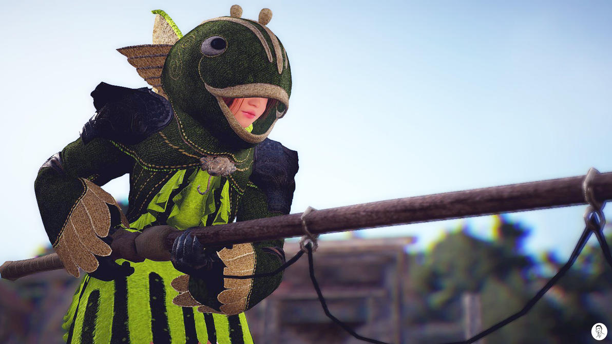 gunnrborn_the_green_fish_by_pratiktamu-d
