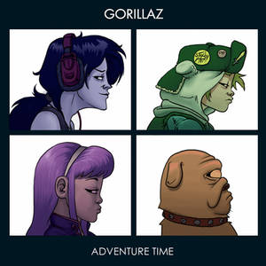 Gorillaz- Adventure Time