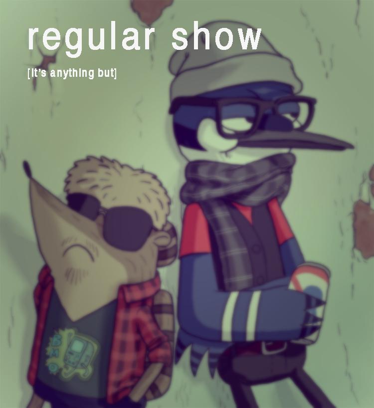 Regular Show Bump By SIRCollection