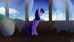 Twilight Sparkle - Sunrise by Dashy21