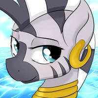 Zecora Icon by Dashy21