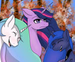 Twilight and Princesses