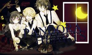 Pandora Hearts ~ by MomoTheDesigner