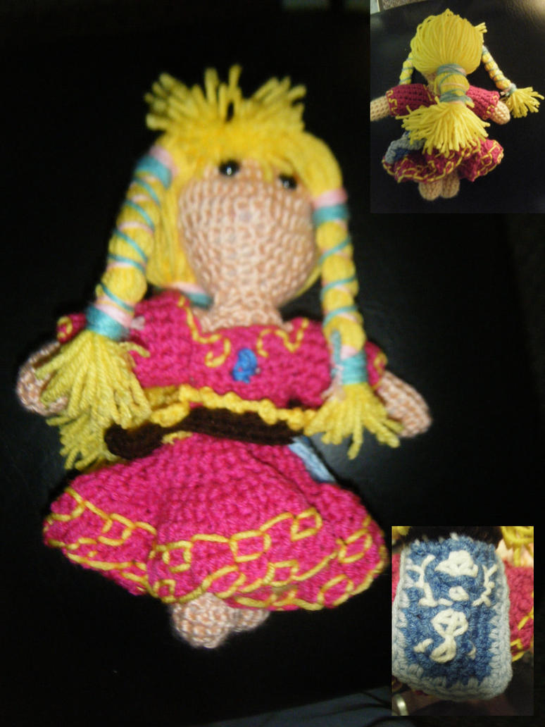 Amigurumi Zelda Patron : Amigurumi- Skyward Sword Zelda by AngelAndChangeling on ...