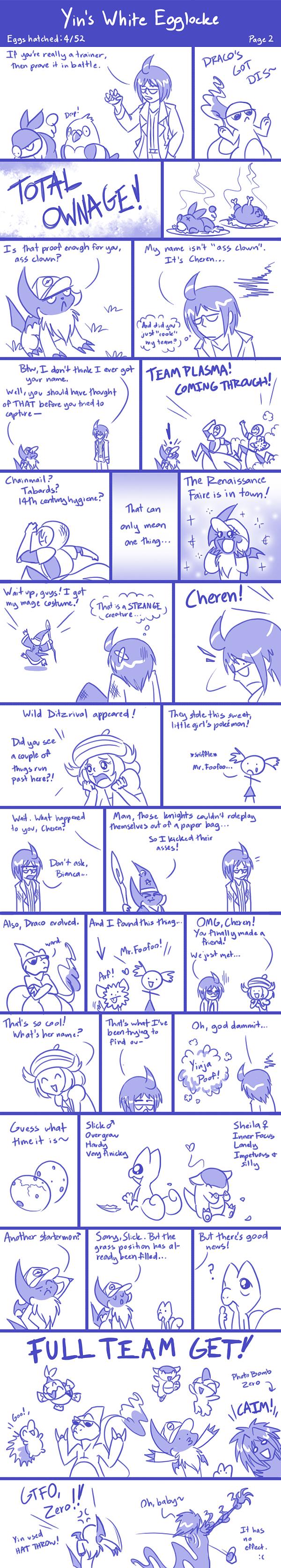Yin's White Egglocke - Page 2 by YinDragon