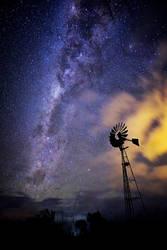 Galactic Windmill