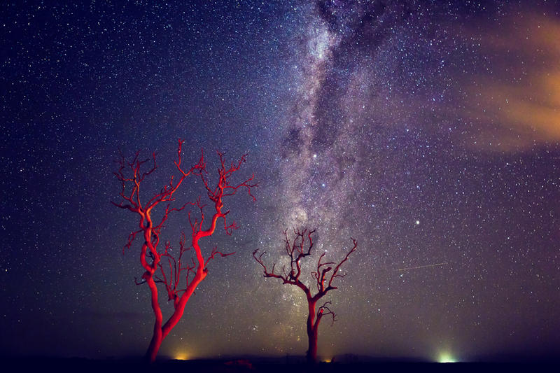 Star Shower by Questavia