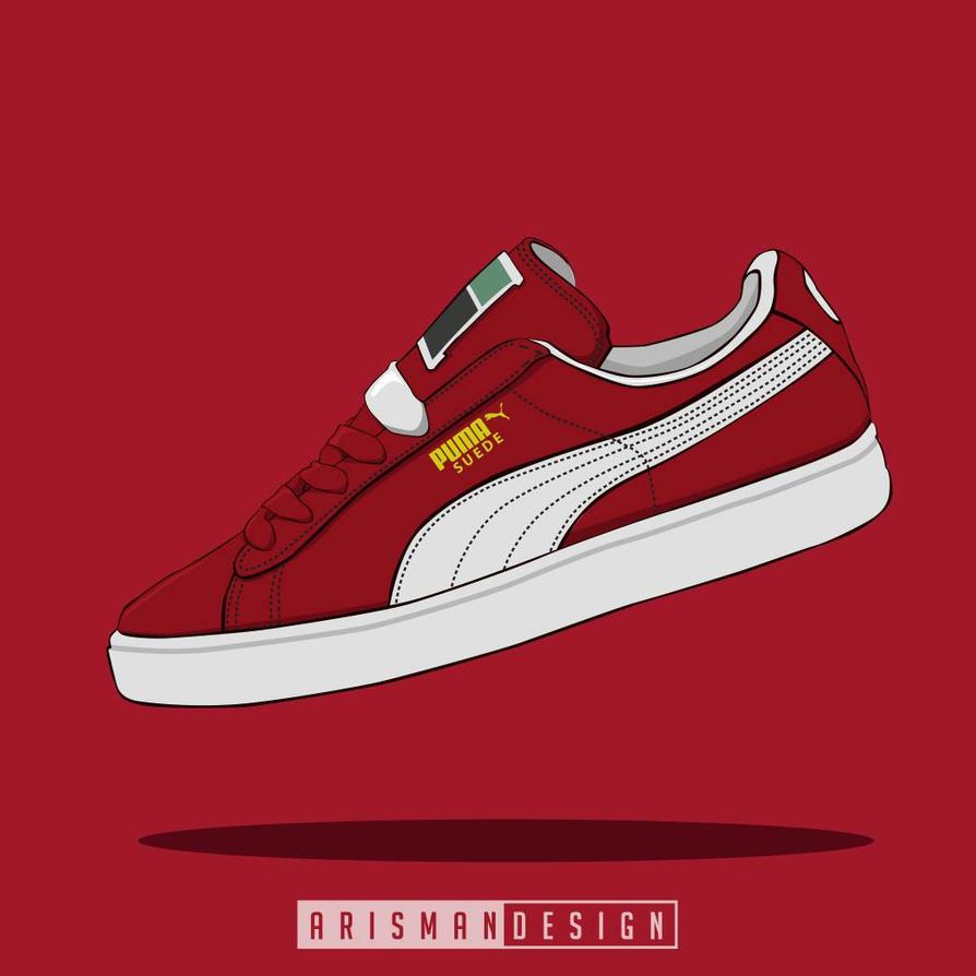 shoes #puma by arismanasco