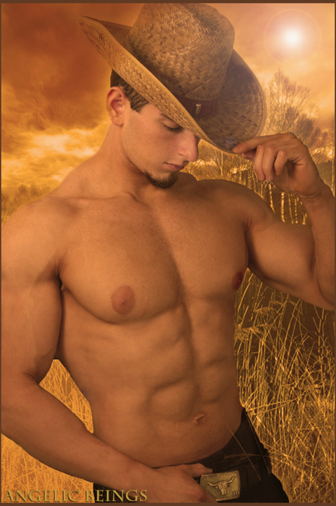 Valley Cowboy by AngelicBeingsPhoto