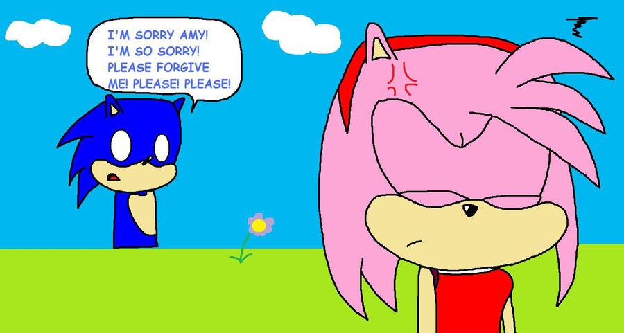 Sonic and amy story part 1 by shadamy4ever13 jpg