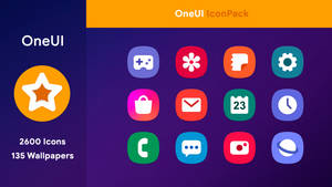 OneUI Icon pack for Android