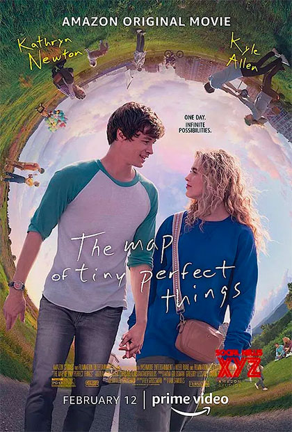The Map of Tiny Perfect Things film streaming ita