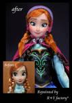 Anna OOAK doll