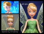 TinkerBell OOAK doll