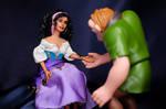 Esmeralda OOAK doll 2