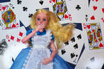 Alice OOAK doll