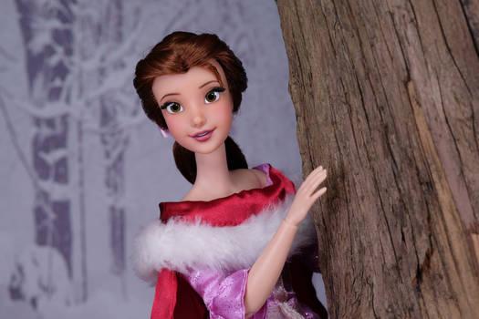Belle OOAK doll