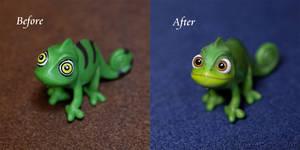 Pascal repainted figure