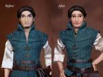 Flynn Rider OOAK doll