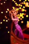 Rapunzel OOAK doll