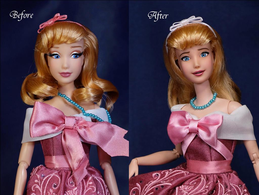 Cinderella OOAK doll