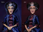 Lady Tremaine OOAK doll