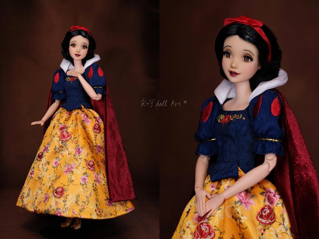 Snow White OOAK doll