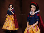 Snow White OOAK doll