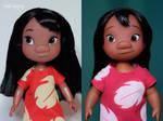 Lilo OOAK doll