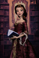 Belle Doll Repaint by RYfactory