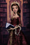 Belle Doll Repaint