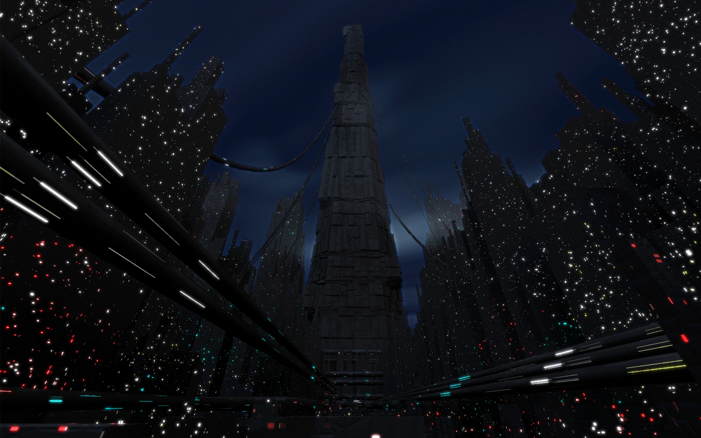 Black city by the 5 on deviantart black city by the 5 voltagebd Images