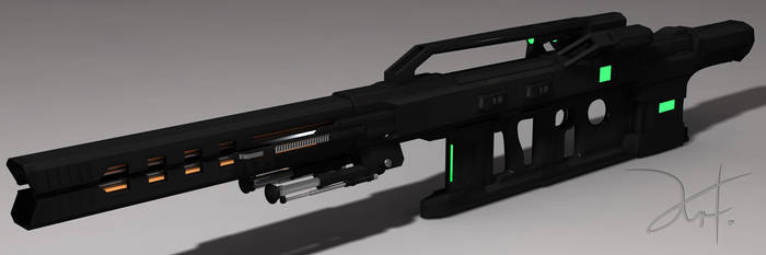 Railgun V2 Highres by The-5