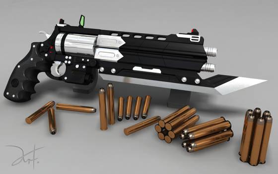 Revolver Brotherguard Highpoly