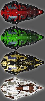 Elite Dangerous - Python Skins 03