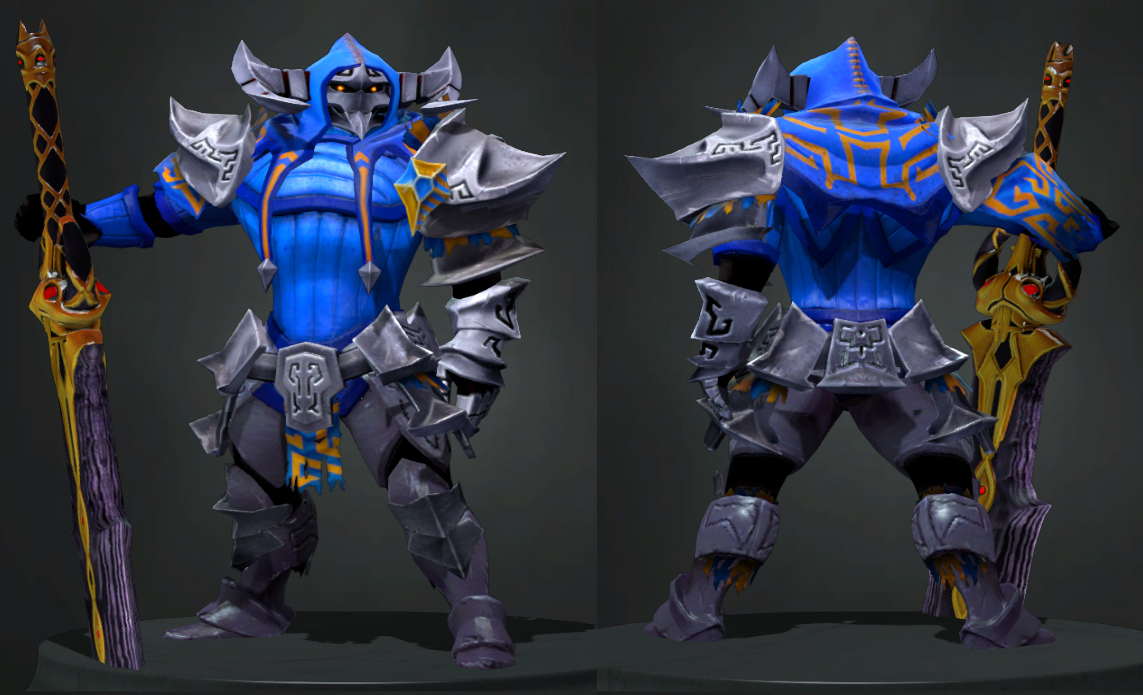 Sven - Rogue Set by The-5 on DeviantArt