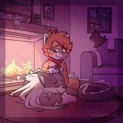 Happy Birthday Fire by InvalidQuestion