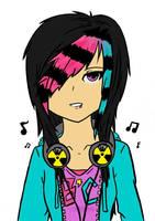 Headphones by nerinaTM