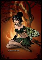 Emerald as a Fairy