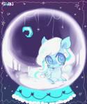 MLP~Snowdrop pony