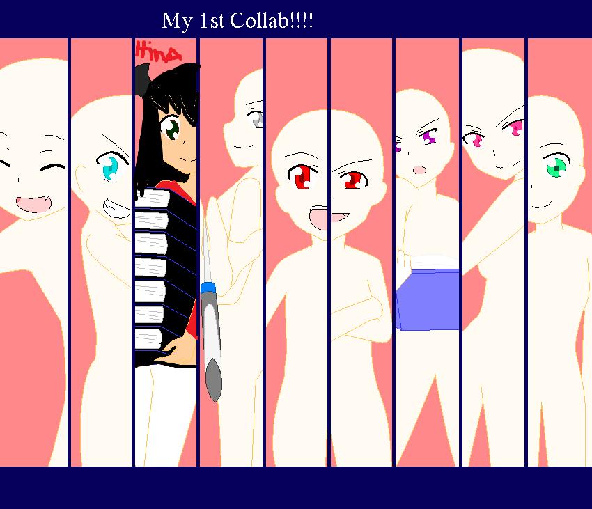My 1st Collab by sakura4568